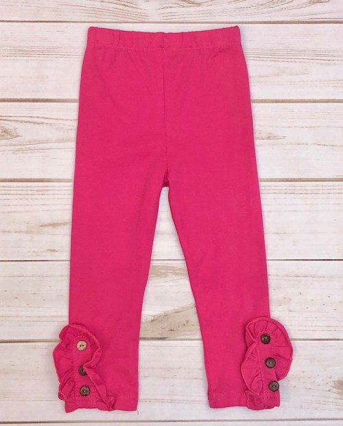 Melina & Me - Button Pants - Watermelon