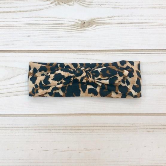 Melina & Me - Leopard Headband