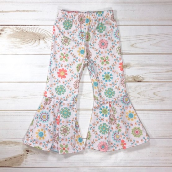 Melina & Me - Flower Child Outfit (Bell-bottoms)