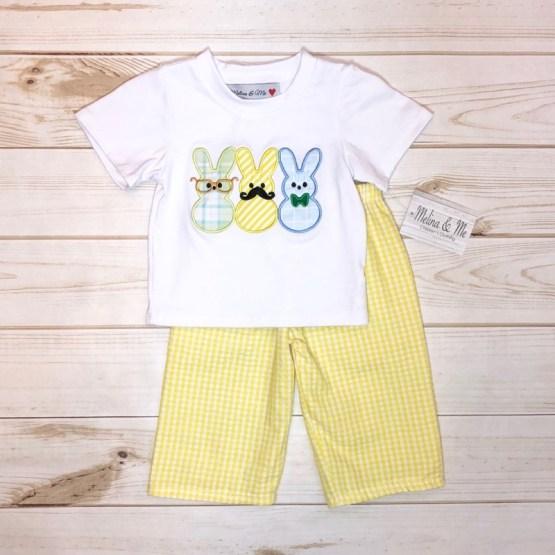 Melina & Me - Funny Bunny Outfit - Boys