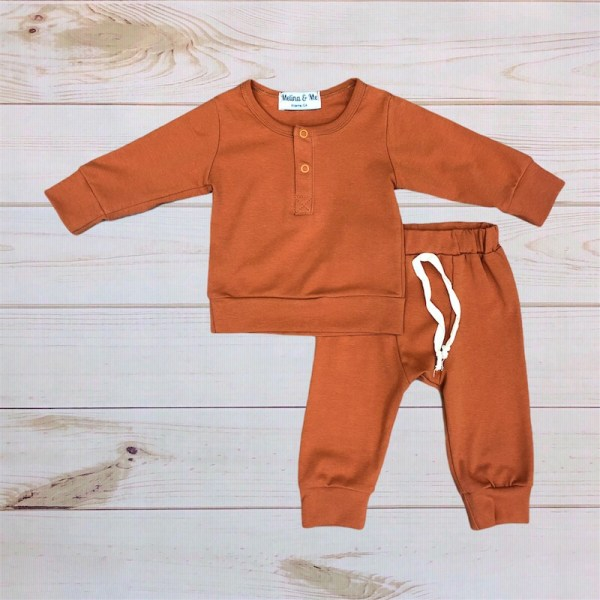 Rust Outfit