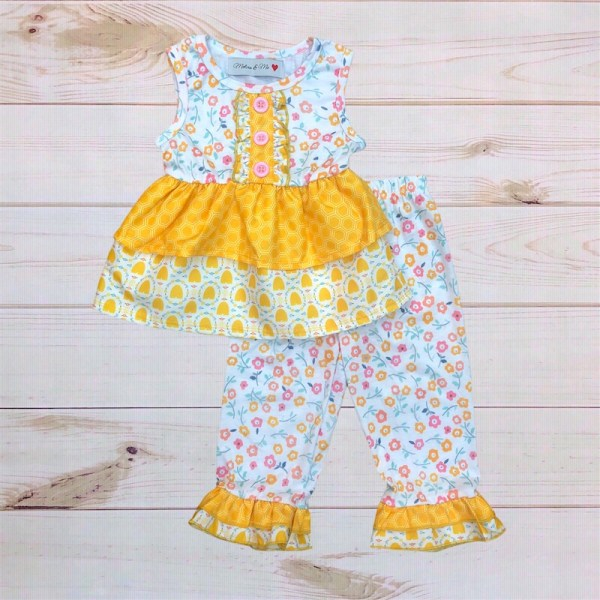 Sweet As Honey Outfit