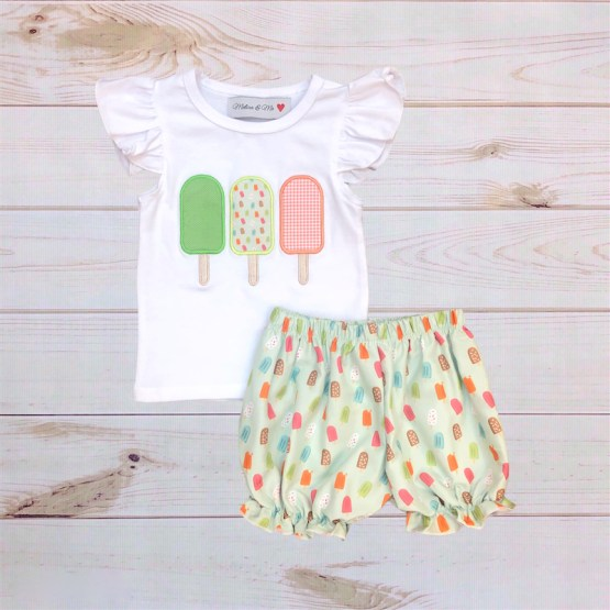 Melina & Me - Popsicle Outfit
