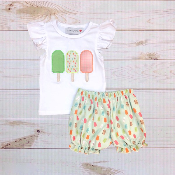 Popsicle Outfit