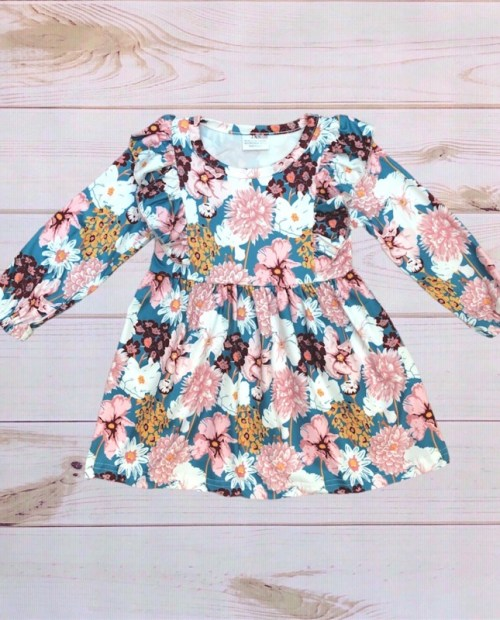 Melina & Me - Grace Floral Dress