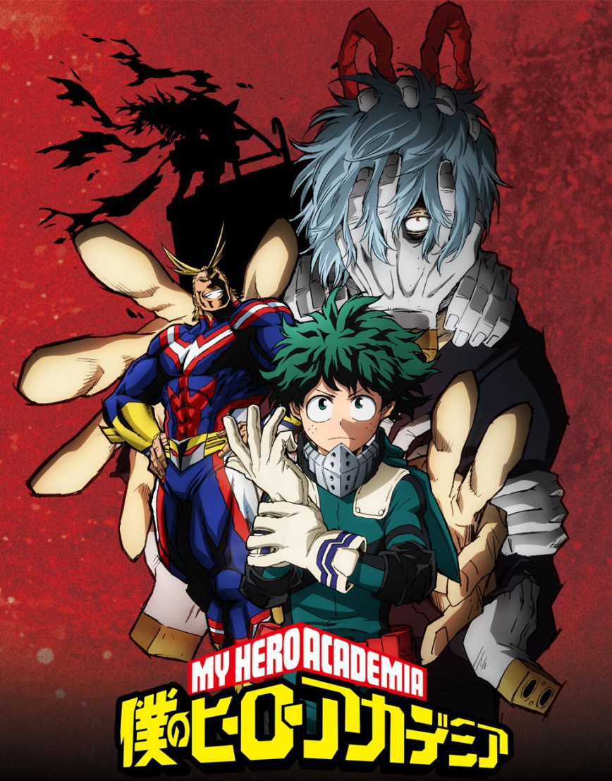 Boku No Hero Academia Season 2 Episode 11 : academia, season, episode, Academia, Season, Mel's, Universe
