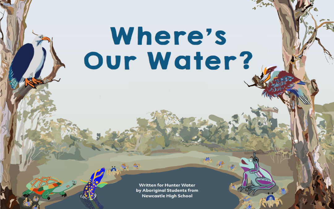 Industry-First Water Education Resource Launched during National Reconciliation Week