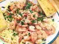Melinda's Garlic Shrimp Scampi