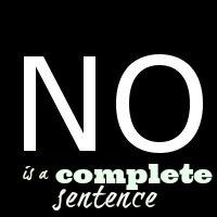no complete sentence melindatodd