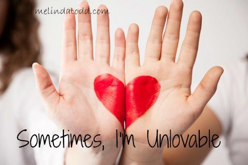 unlovable melinda_todd