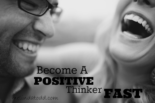 Become a positive thinker by  melinda_todd