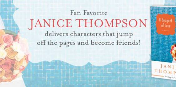 Janice Thompson books, interview, and Giveaway