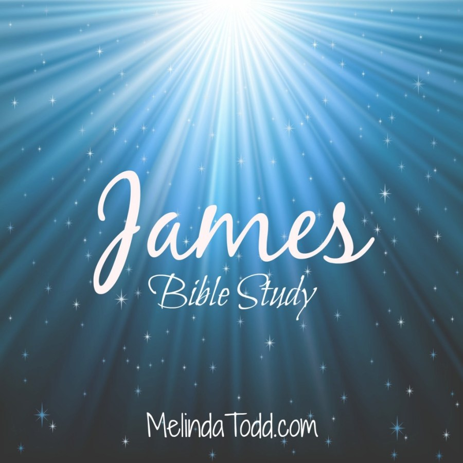 James bible study at melindatodd
