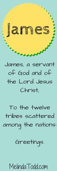James1:1 bookmark