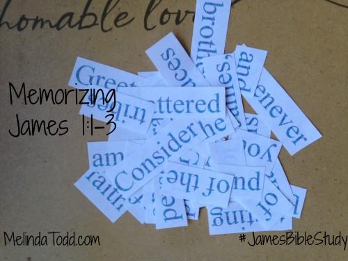 wordsmemorizingJamesmelindatodd