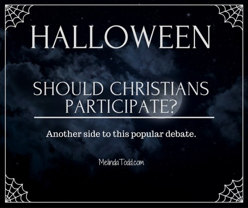 Halloween Should Christians Participate?
