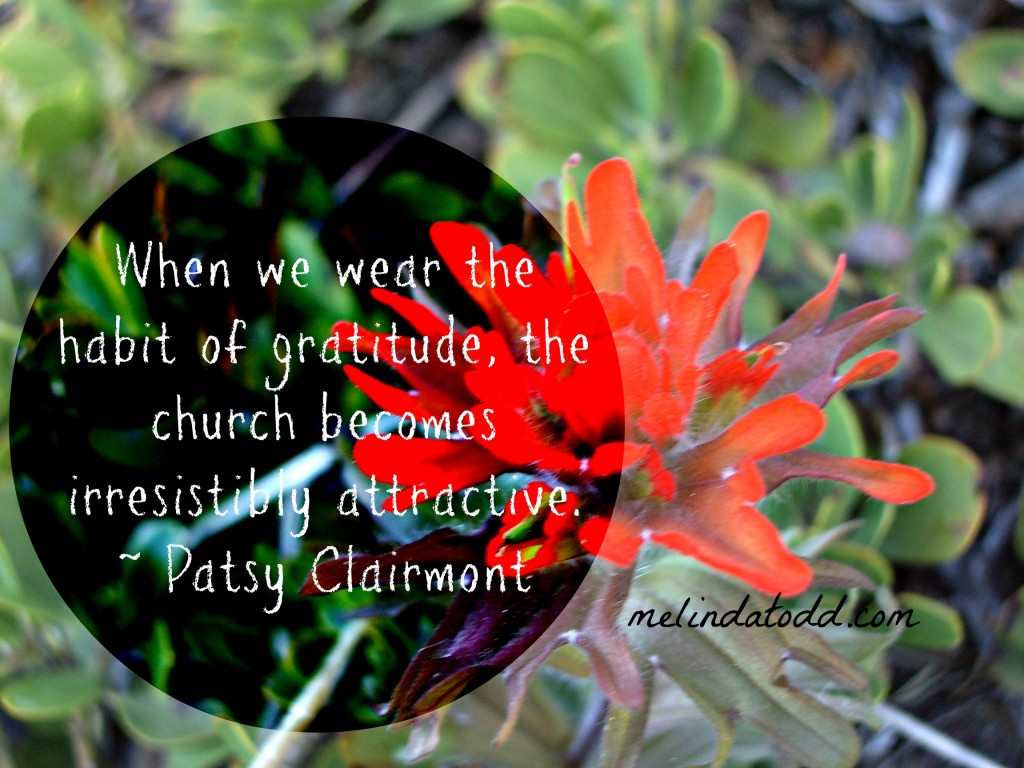 Wear Gratitude