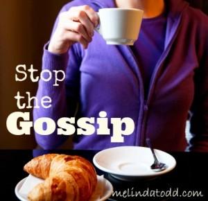 Stop The Gossip