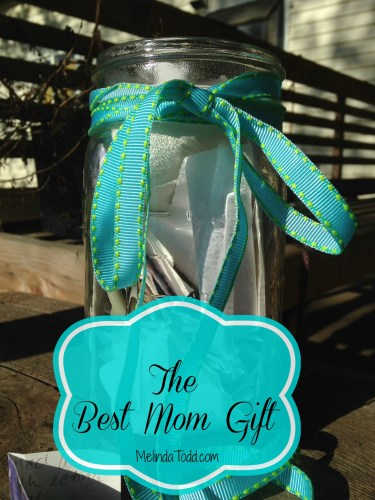 The Best Mom Gift