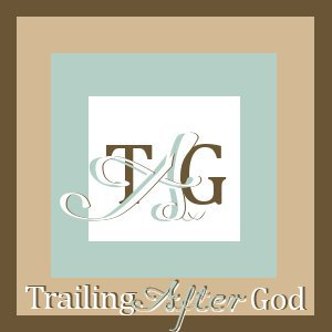Trailing After God logo