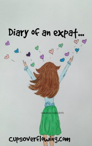 Diary of an Expat by Melinda Todd