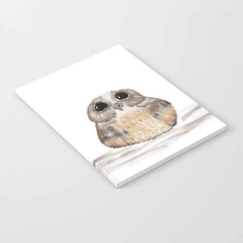 Sweet Owl Notebook
