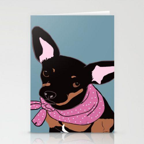 Sweet Chihuahua Card