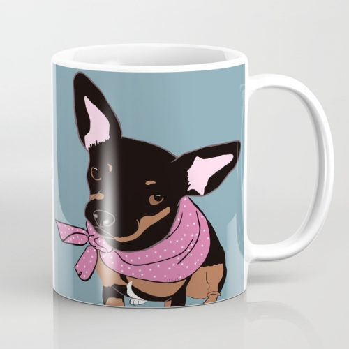Sweet Chihuahua Coffee Mug
