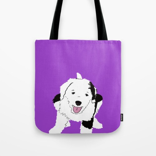 Gypsy The Sheepadoodle Tote Bag