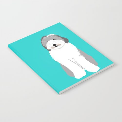 Lucy The Sheepadoodle Notebook