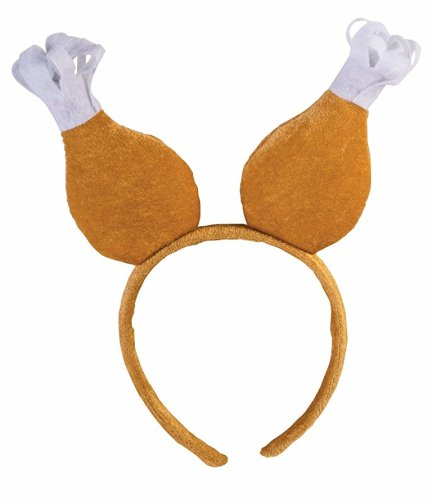 Thanksgiving drumstick headband