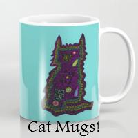 Mugs by Melinda Todd
