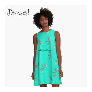 Dresses by Mel's Doodle Designs
