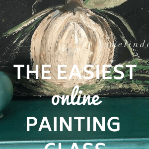 The Easiest Online Painting Class by Mel's Doodle Designs
