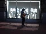 Random street musician