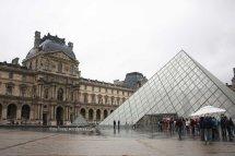 Paris Day 2 Louvre Museum Notre Dame Sainte-chapelle