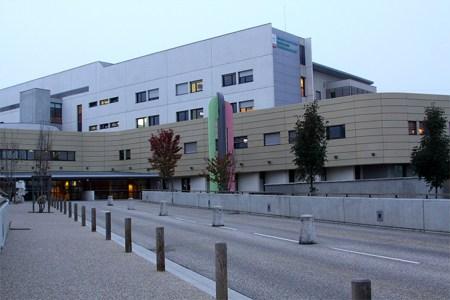 Bâtiment 3A Hôpital Jules Courmont - Pierre Bénite