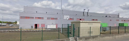Technicentre SNCF - Clermont-Ferrand