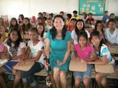 grade 6 tanza elementary school