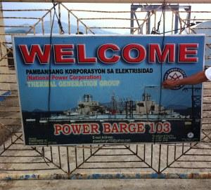 powerbarge 103