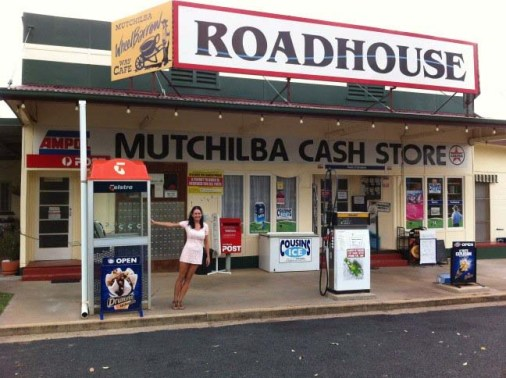 Next stop Dimbulah ... 6/1/2012