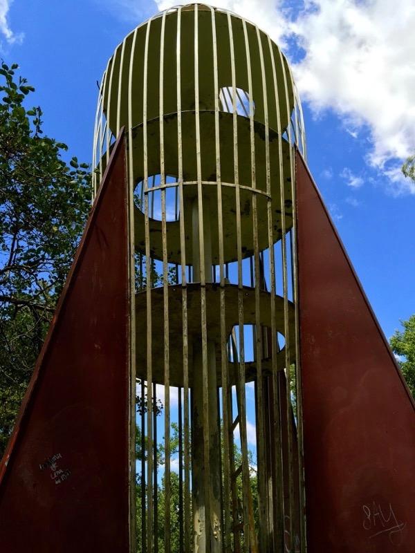 Old Moree rocket