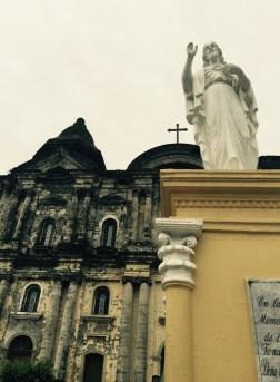 church at batangus