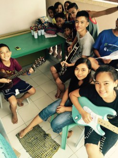 guitar and song