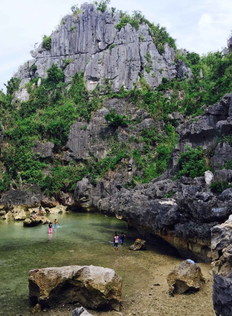 hidden lagoon gigantes