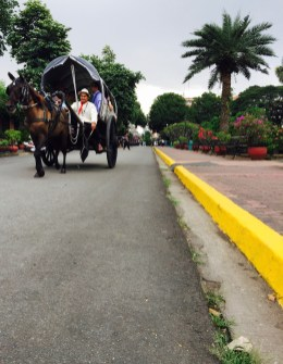 horse and cart in manila