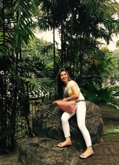 ronalyn at orchid gardens