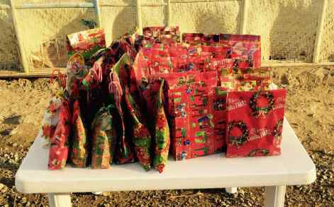 bunkhouse christmas party estancia 1