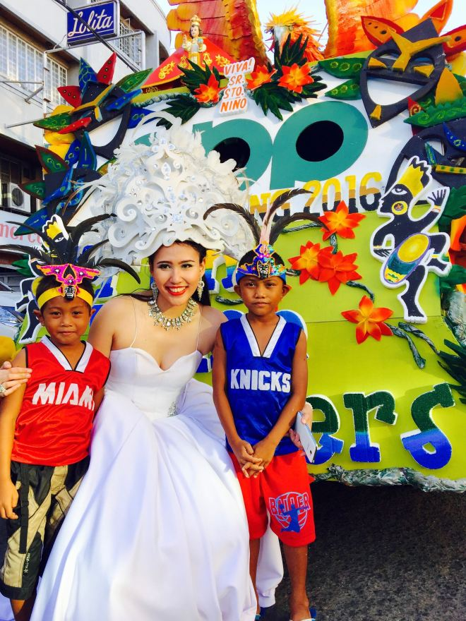 Dinagyang Princess