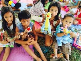 soft toys and plushies are loved by the children